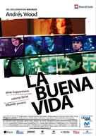 La buena vida - Chilean Movie Poster (xs thumbnail)