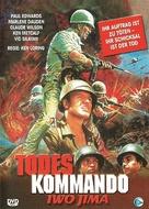 Combat Killers - German DVD cover (xs thumbnail)