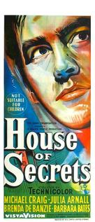 House of Secrets - Australian Movie Poster (xs thumbnail)