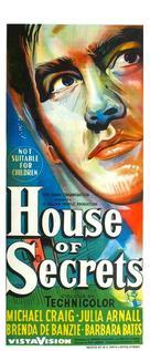 House of Secrets - Australian Movie Poster (xs thumbnail)