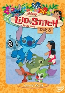 """""""Lilo & Stitch: The Series"""" - Czech Movie Cover (xs thumbnail)"""