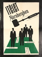 Judgment at Nuremberg - Hungarian Movie Poster (xs thumbnail)