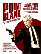 Point Blank - French Re-release poster (xs thumbnail)