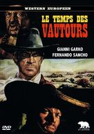 10.000 dollari per un massacro - French DVD movie cover (xs thumbnail)