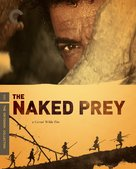 The Naked Prey - Blu-Ray movie cover (xs thumbnail)