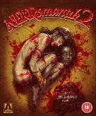 Nekromantik 2 - British Blu-Ray cover (xs thumbnail)