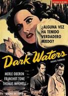 Dark Waters - Spanish DVD movie cover (xs thumbnail)