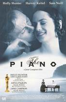 The Piano - Canadian Movie Poster (xs thumbnail)