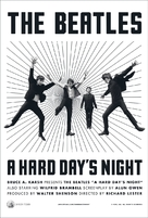 A Hard Day's Night - Re-release movie poster (xs thumbnail)