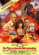 When Time Ran Out... - German Movie Poster (xs thumbnail)