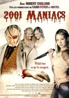 2001 Maniacs - French Movie Cover (xs thumbnail)