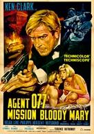 Agente 077 dall'oriente con furore - Movie Poster (xs thumbnail)