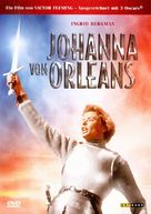 Joan of Arc - German DVD movie cover (xs thumbnail)