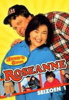 """Roseanne"" - Dutch DVD cover (xs thumbnail)"