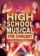 High School Musical - DVD cover (xs thumbnail)