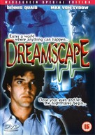 Dreamscape - British DVD movie cover (xs thumbnail)