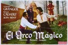 The Magic Bow - Spanish Movie Poster (xs thumbnail)