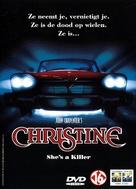 Christine - Dutch Movie Cover (xs thumbnail)