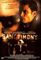 Sanctimony - French DVD cover (xs thumbnail)