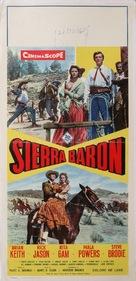 Sierra Baron - Italian Movie Poster (xs thumbnail)