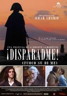 Fuoco su di me - Spanish Movie Poster (xs thumbnail)