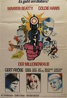 Dollars - German Movie Poster (xs thumbnail)