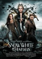 Snow White and the Huntsman - Swedish Movie Poster (xs thumbnail)