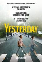 Yesterday - Australian Movie Poster (xs thumbnail)