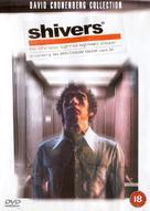 Shivers - British DVD movie cover (xs thumbnail)