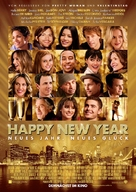 New Year's Eve - German Movie Poster (xs thumbnail)