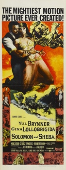 Solomon and Sheba - Movie Poster (xs thumbnail)