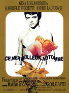 Un bellissimo novembre - French Movie Poster (xs thumbnail)