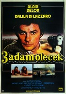 3 hommes à abattre - Turkish Movie Poster (xs thumbnail)
