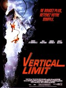 Vertical Limit - French Movie Poster (xs thumbnail)