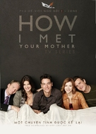 """How I Met Your Mother"" - Vietnamese Movie Poster (xs thumbnail)"