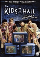 """""""The Kids in the Hall"""" - DVD movie cover (xs thumbnail)"""