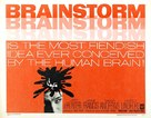Brainstorm - Movie Poster (xs thumbnail)