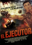 Bullet to the Head - Peruvian Movie Poster (xs thumbnail)