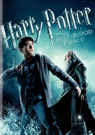 Harry Potter and the Half-Blood Prince - DVD cover (xs thumbnail)