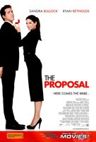 The Proposal - Australian Movie Poster (xs thumbnail)