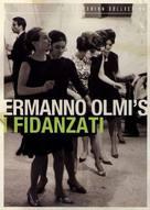 I fidanzati - DVD cover (xs thumbnail)