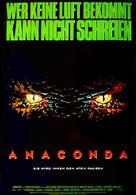 Anaconda - German Movie Poster (xs thumbnail)