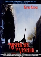 Nosferatu a Venezia - German Movie Poster (xs thumbnail)