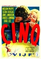 Five - Belgian Movie Poster (xs thumbnail)