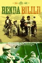 Benda Bilili! - British Movie Poster (xs thumbnail)