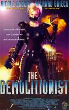 The Demolitionist - German Movie Cover (xs thumbnail)