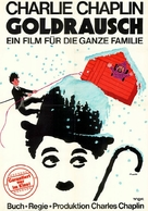 The Gold Rush - German Movie Poster (xs thumbnail)