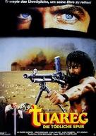 Tuareg - Il guerriero del deserto - German Movie Poster (xs thumbnail)