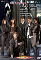 """""""Torchwood"""" - DVD movie cover (xs thumbnail)"""