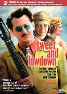 Sweet and Lowdown - DVD cover (xs thumbnail)